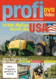 Krone Big Pack: 10000 Meilen durch die USA
