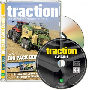 Gesamtpaket Traction Clips 2014 + Big Pack goes Europe