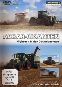Agrar-Giganten: Hightech in der Getreideernte