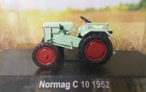 Modell NORMAG C10 1952