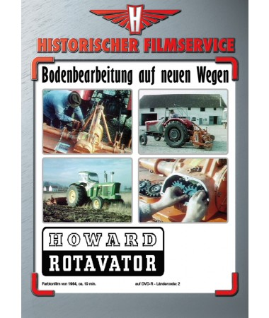 how to start a rotavator