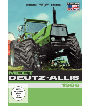 Meet Deutz-Allis
