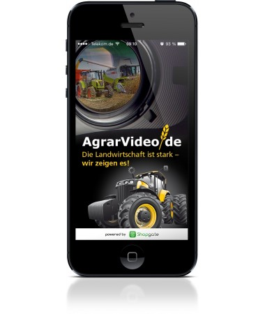 AgrarVideo Shop App