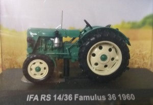 Modell IFA RS 14/36 Famulus 36 1960
